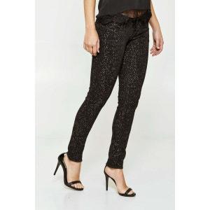 Jeans Meltin Pot Monie Skinny Noir Femme MELTIN POT