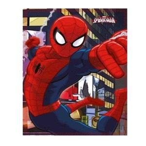 SPIDERMAN Plaid ou couverture polaire Ultimate Spider-man SPIDER-MAN