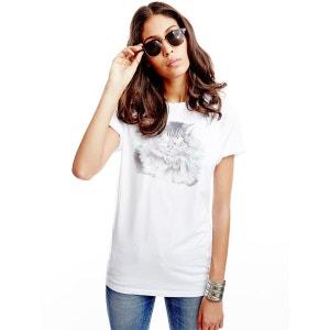 T-shirt à manches courtes Medicat T. Blanc WOWCH