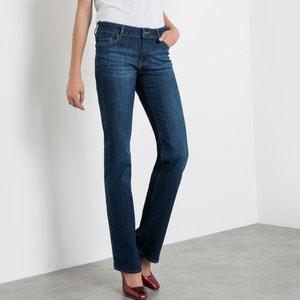 Jeans bootcut, cintura normal, comprimento 30 R essentiel