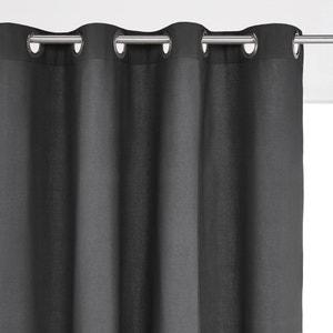 100% Cotton Single Curtain with Eyelets SCENARIO