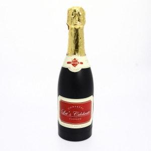 Canon à confettis Bouteille de champagne ATMOSPHERA