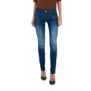 Slim jeans avec fermeture éclair SALSA