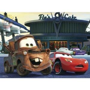 Puzzle 30 pièces - Cars : A la station essence TREFL