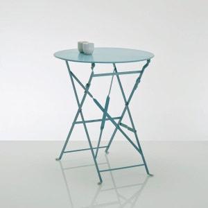Guéridon, table pliante en métal La Redoute Interieurs