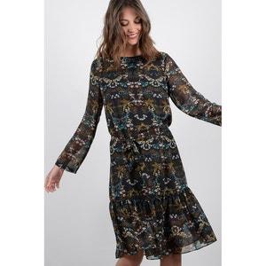 Kleid, Midi-Länge, lange Ärmel MOLLY BRACKEN