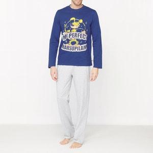 Pijama de manga larga MARSUPILAMI