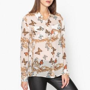 Printed Silk Shirt THE KOOPLES
