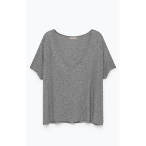 Mali V-Neck T-Shirt AMERICAN VINTAGE
