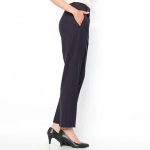 Rozciągliwe spodnie, 96% wełny, długość w kroku. 70 cm ANNE WEYBURN