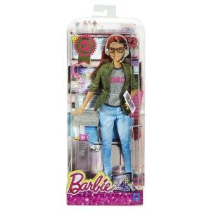 Barbie - Créatrice de Jeux Vidéo - MATDMC33 BARBIE