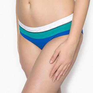 Multicolor bikini slip in shorty model BAYADERE MAISON LEJABY
