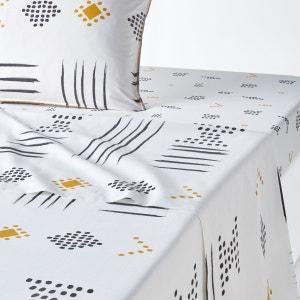 Drap plat imprimé Assana La Redoute Interieurs image