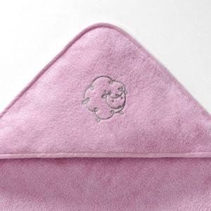 Capa de baño + manopla para bebé de felpa 420 g/m² niña y niño, Betsie R mini