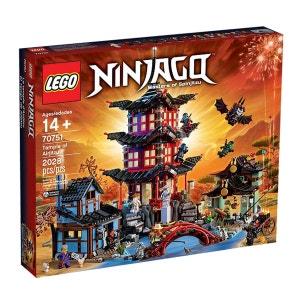 Lego 70751 Ninjago : Le temple de de l'Airjitzu LEGO