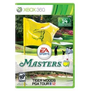 Tiger Woods PGA Tour 12 : The Masters XBOX 360 EA SPORTS