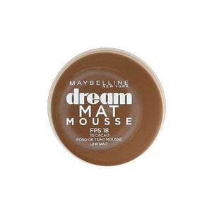 Fond de Teint Dream Matte Mousse Spf 18 Gemey Maybelline MAYBELLINE