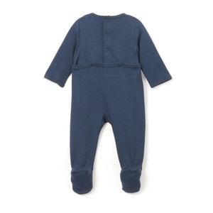 Pyjama coton imprimé 0 mois - 3 ans La Redoute Collections