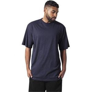 Tee-shirt URBAN CLASSICS extra long Bleu marine URBAN CLASSICS