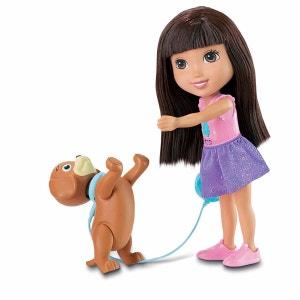Dora l'Exploratrice - Dora et son Chiot Savant - MATDKF87 - MATTDKF87 MATTEL