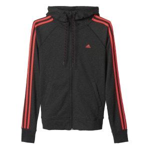 Sweat zippé à capuche ADIDAS, ESS 3S Hoody adidas
