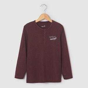 T-shirt met lange mouwen La Redoute Collections
