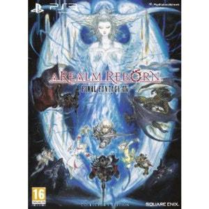Final Fantasy XIV : A Realm Reborn - Collector's Edition PS3 SQUARE ENIX