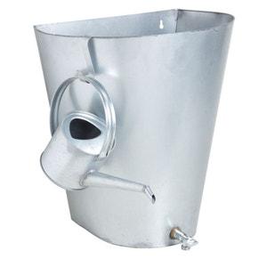 Récupérateur d'eau de pluie en zinc AUBRY GASPARD