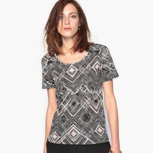 T-shirt imprimé, coton & Modal ANNE WEYBURN