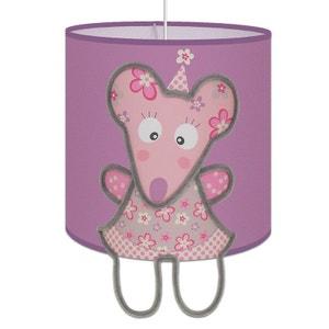 Suspension Lumineuse ' EMILIE la souris ' chambre enfant ART ET LOUPIOTE