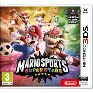 Mario Sports SuperStars + carte amiibo 3DS NINTENDO
