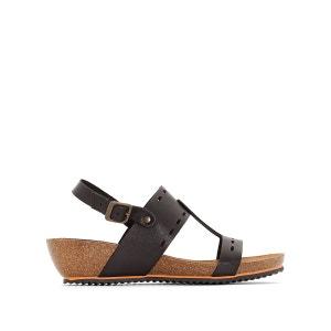 Sandales compensées Tokali KICKERS