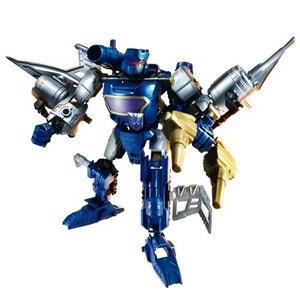Figurine Transformers Soundwave à construire HASBRO