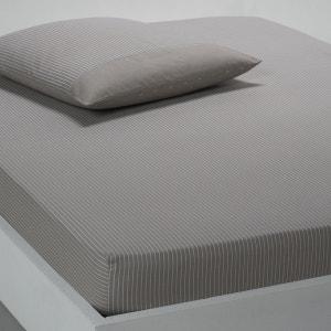 CASSOPIA Cotton Fitted Sheet La Redoute Interieurs