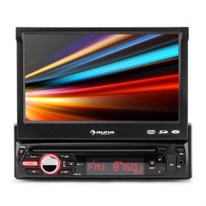 auna MVD-310 Autoradio Bluetooth écran tactile 17,8 cm (7