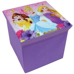 Tabouret de rangement Princesse Disney DISNEY PRINCESS