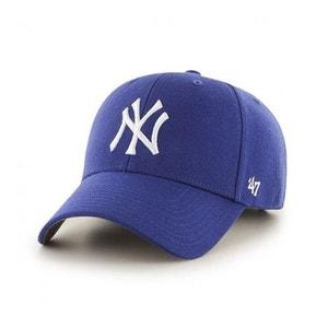 Casquette Adolescent 47 Brand New York Yankees MVP Bleu Roi 47 BRAND