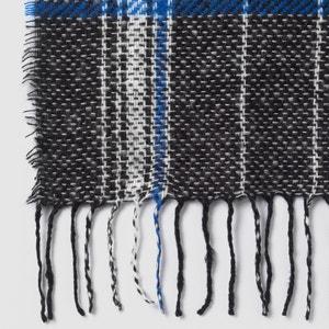 Geruite sjaal La Redoute Collections