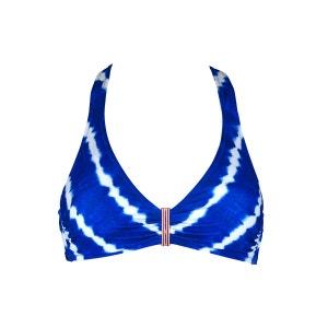 Maillot de bain Brassière Tie-Dye Tribe Bleu WATERCULT