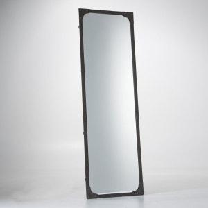 Espejo de metal, tamaño XL, de estilo industrial, Lenaig La Redoute Interieurs
