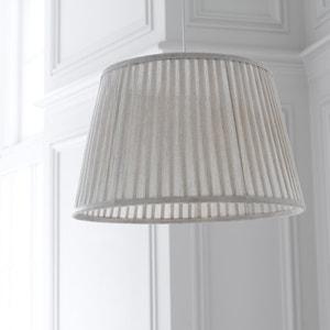 Pantalla para lámpara de techo plisada, Odila La Redoute Interieurs