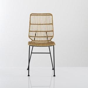 Chaise en kubu, Malu (lot de 2) La Redoute Interieurs