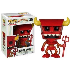 Futurama Figurine POP! Television Vinyl Robot Devil 9 cm SIMPSONS