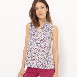 Blusa com estampado floral FREEMAN T. PORTER