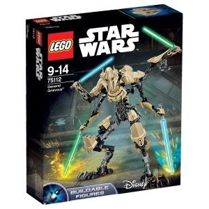Star Wars - Général Grievous - LEG75112 LEGO