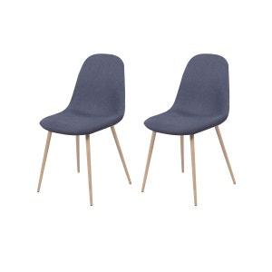 Chaise bleu la redoute - Housse de chaise la redoute ...