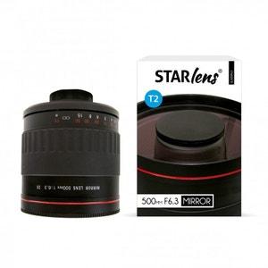 StarLens Objectif catadioptrique 500mm F6.3 avec bague NIKON STARBLITZ