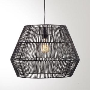 Hanglamp in sisal, YAKU La Redoute Interieurs