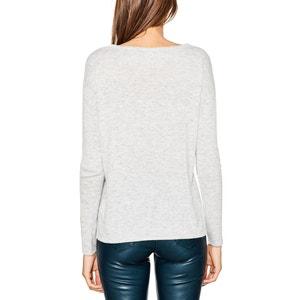 Round Neck, Fine-Knit Sweater ESPRIT