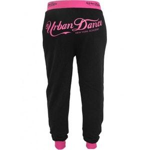 Bas de jogging Urban Dance NY Academy Noir - Neon Rose URBAN DANCE